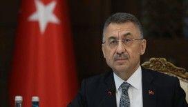 Cumhurbaşkanı Yardımcısı Oktay: Türkiye hayatı dijitale taşımada sahip olduğu altyapıyla pozitif yönde ayrıştımıştır