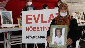 'Oğlumu HDP ve PKK'dan istiyorum'
