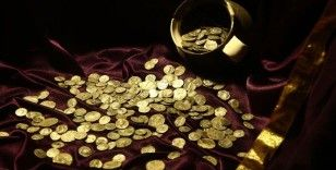 Aizanoi Antik Kenti'nde 'Roma'nın sikke koleksiyonu' bulundu