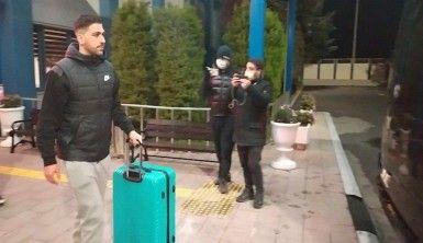 Anastasios Bakasetas, Trabzon'da