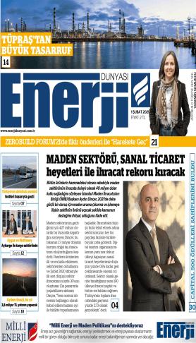 Enerji Dünyası - Şubat 2021