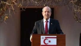 KKTC Cumhurbaşkanı Tatar'dan Yunanistan ve Kıbrıs Rum kesimi liderlerinin açıklamalarına tepki