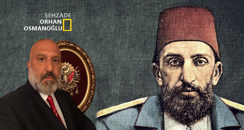 Sultan Abdülhamid Han'ın 103. vefat yıldönümü..