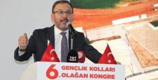 Bakan Kasapoğlu: 'Biz sıradan bir parti değiliz'