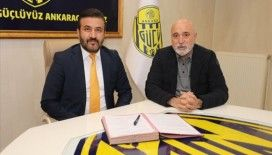 MKE Ankaragücü Hikmet Karaman'la sözleşme imzaladı