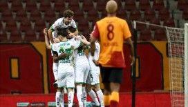 Aytemiz Alanyaspor kupada yarı finale yükseldi