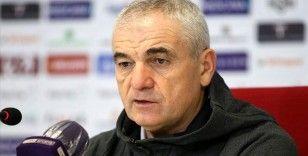 Sivasspor Teknik Direktörü Rıza Çalımbay: Kupada sonuna kadar gitmek istiyoruz