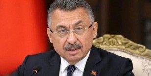 Cumhurbaşkanı Yardımcısı Oktay: Kıbrıs konusunda çözüm iradesinin yanında, haksızlığın karşısındayız