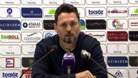 """""""Maç kontrolü 120 dakika boyunca bizde olmasına rağmen sonucu alamadık"""""""
