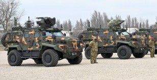Macaristan'a Türk zırhlısı Ejder Yalçın'ın ilk teslimatı yapıldı