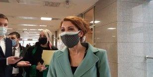 Hakime hakaret ettiği iddia edilen Nagehan Alçı ifade verdi