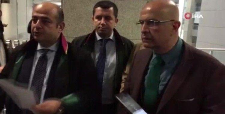 Enis Berberoğlu'nun avukatlarından fezlekeye itiraz