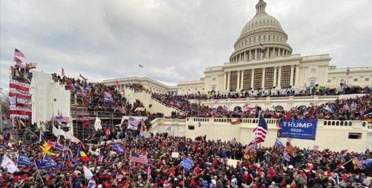 Demokrat savcı vekiller Trump'a 'Kongre baskınının baş sorumlusu' suçlaması yaptı