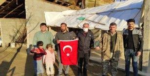 """Şehit ailelerinden, çocukları PKK'ya katılan ailelere çağrı: """"Evlatlarınızı HDP ve PKK'dan isteyin"""""""