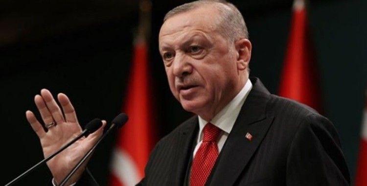 Erdoğan, 2021 yılını 'Hacı Bektaş Veli Yılı' ilan etti