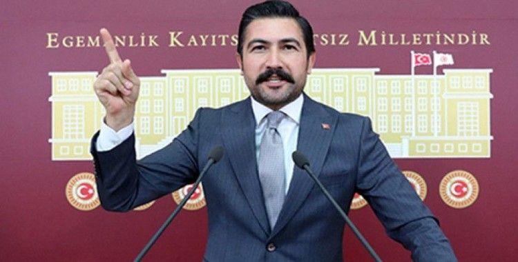 AK Partili Özkan: Yeni anayasa süreci 4 aşamadan oluşacak