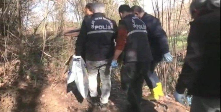Cesedi aranan cinayet kurbanı için ipucuna ulaşıldı