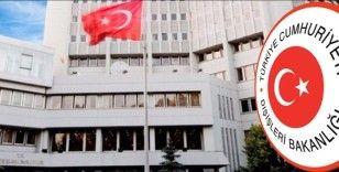 Dışişleri Bakanlığı'ndan kurtarılan 15 Türk denizciyle ilgili açıklama