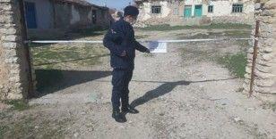 Eskişehir'de 11 evde toplam 44 kişi karantinaya alındı