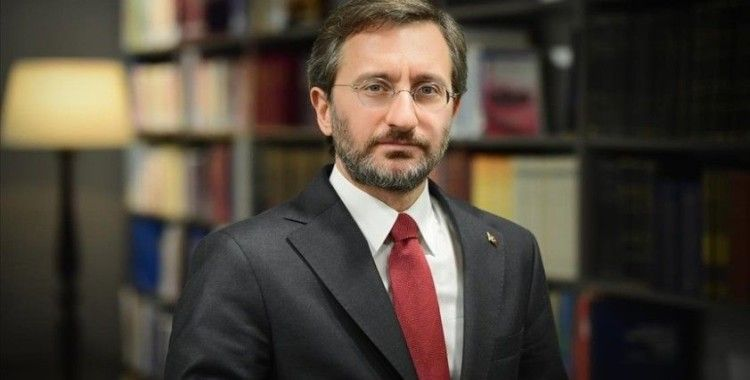 Cumhurbaşkanlığı İletişim Başkanı Altun: Kıbrıs'ta iki devletli çözüm için tüm gayretimizle çalışacağız