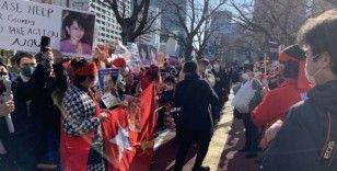 Myanmar'daki askeri darbeye Japonya'da tepkiler dinmiyor