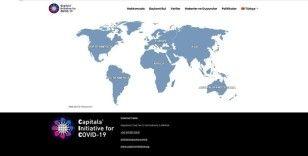 Dünya başkentlerini bir araya getiren Covid-19 Platformu'na Ankara öncülük ediyor
