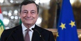 İtalya'da Draghi, kabinesini Cumhurbaşkanı'na sundu