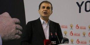 AK Parti Sözcüsü Çelik: 'Yeni anayasa Türkiye'nin nüfus cüzdanı olacaktır'