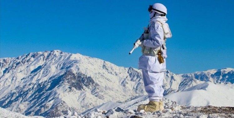 Pençe Kartal-2 Harekatı kapsamında 2 terörist sağ olarak ele geçirildi