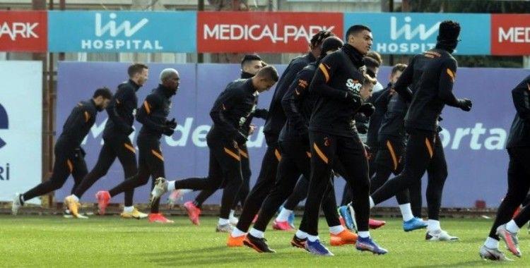 Galatasaray, Kasımpaşa hazırlıklarını tamamladı