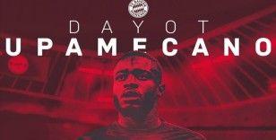 Bayern Münih, savunma oyucusu Upamecano'yu 5 yıllığına transfer etti