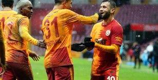 Mustafa Muhammed'den kahveli sevinç
