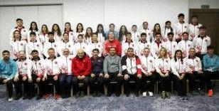 Türkiye, Balkan 20 Yaş Altı Salon Atletizm Şampiyonası'nda 15 madalya kazandı