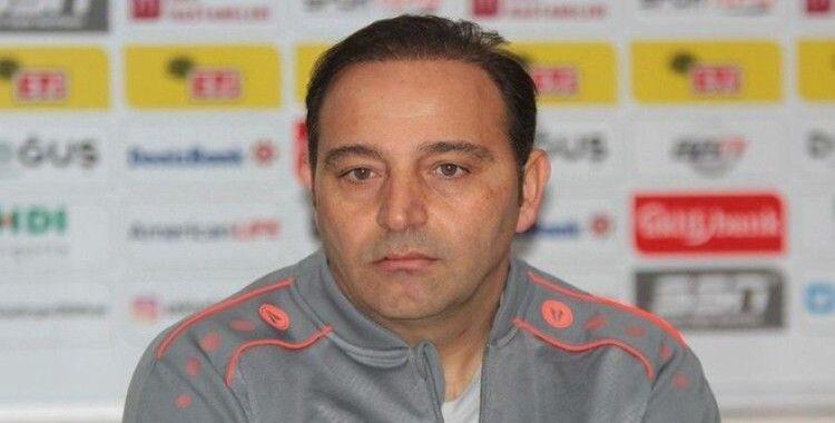 Fuat Çapa: 'Verilmeyen penaltımız var'