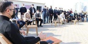 Başkan V. Ünal Koç, Belediye personelleriyle bir araya geldi