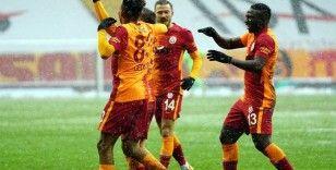 Galatasaray evindeki yenilmezliğini 9'a çıkardı