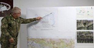 Genelkurmay Başkanı Orgeneral Güler: Harekat ile teröristlere ait karargah ve mağaraların imhası planlanmıştır