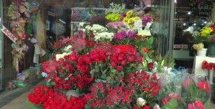 14 Şubat'ta çiçek satışları yüzde 50 düştü