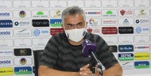 Mehmet Altıparmak: 'İyi oynadığımız bir karşılaşmayı kaybettik'