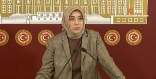 """AK Parti Grup Başkanvekili Özlem Zengin: """"Herkesin nerede durduğunu netleştirmesi lazım"""""""