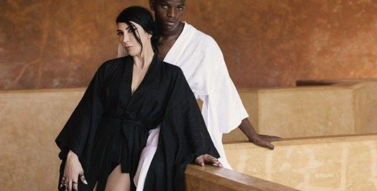 Hande Yener Tanzanya'da klip çekti