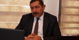 Başkan Vidinlioğlu: '18 iş makinesi 110 personelle sahadayız'