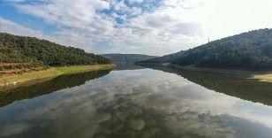 İstanbul'un barajlarındaki su seviyesi yüzde 47.20'ye yükseldi