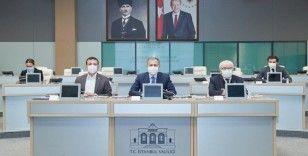 Vali Yerlikaya yerel yönetimler toplantısından kareleri sosyal medyada paylaştı