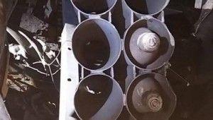 Erbil'deki roketli saldırıda kullanılan araç bulundu