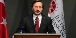 Altun: Seçim öncesinde barış yalanları söyleyen HDP seçim sonrasında çukur siyasetinin başat aktörü oldu