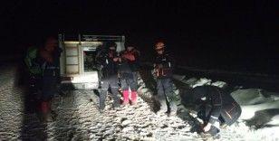 Uludağ'da kayıp doktor alarmı