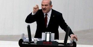 İçişleri Bakanı Soylu: 'HDP'li kadın vekil ve Parlamento'da görev yapıyor'