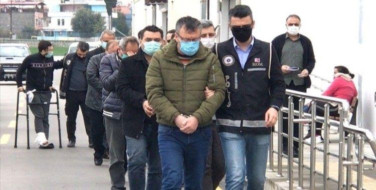 Adana merkezli 3 ildeki nitelikli zimmet ve dolandırıcılık operasyonunda 5 şüpheli tutuklandı