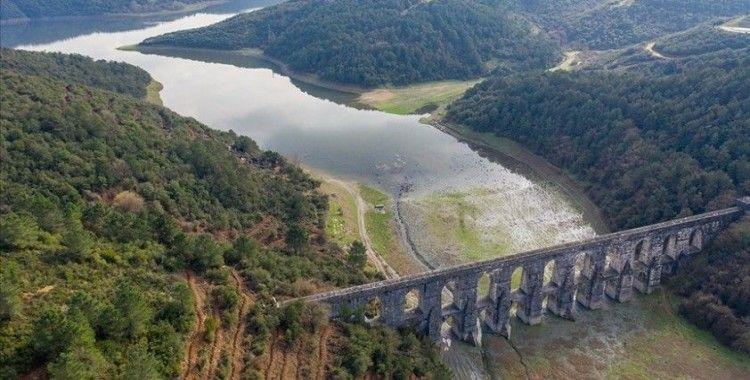 İstanbul'un barajlarındaki su seviyesi yüzde 47,82'ye yükseldi
